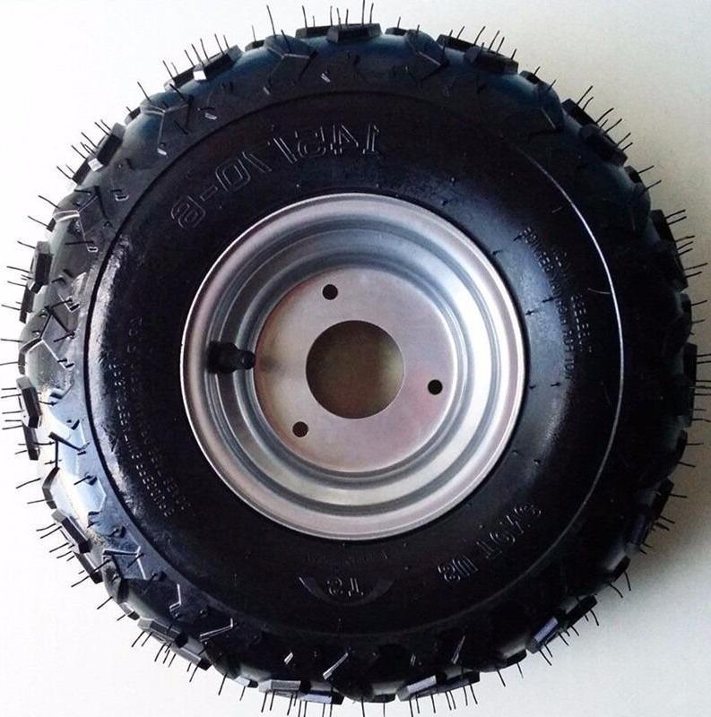 4PCS Wheel 50cc ATV Kart Tire