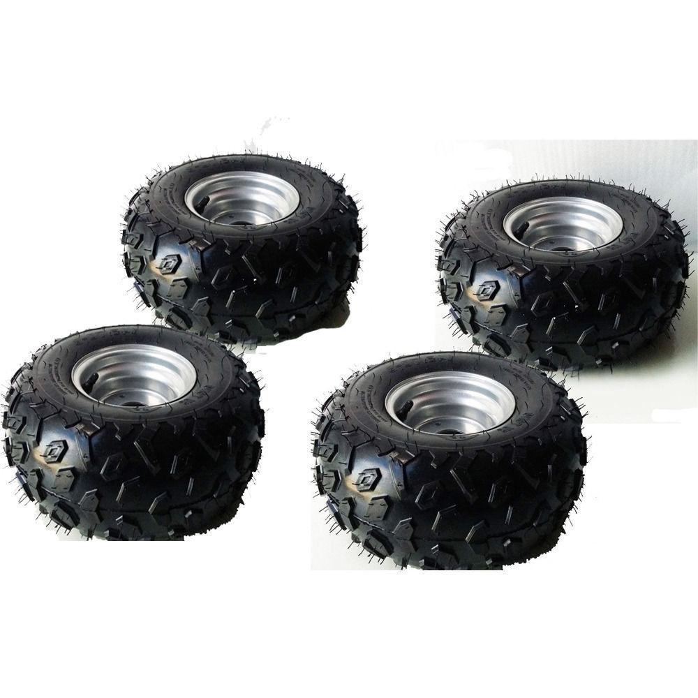 4pcs 145 70 6 wheel tyre taotao