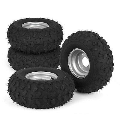 4X145/70 Tire Rim Buggy ATV