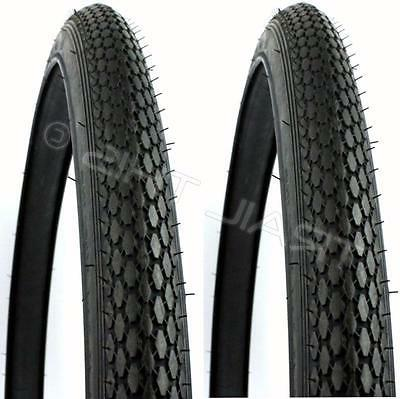 "2-Pack Kenda K75 26/"" x 1-3//4/"" Wire Bead Bike Tires fits Schwinn S-7 S7 Rims Only"