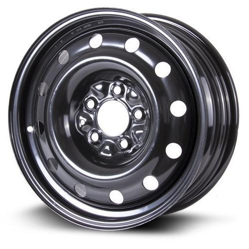 Steel Rim 16X6.5, 5X114.3, 71.5, 40, black finish  X99128N