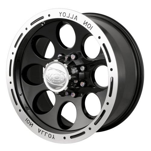 alloy 174 black beadlock wheel 16x10 5x135mm