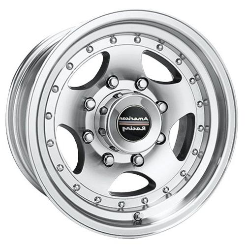 series ar23 machined wheel with clear coat