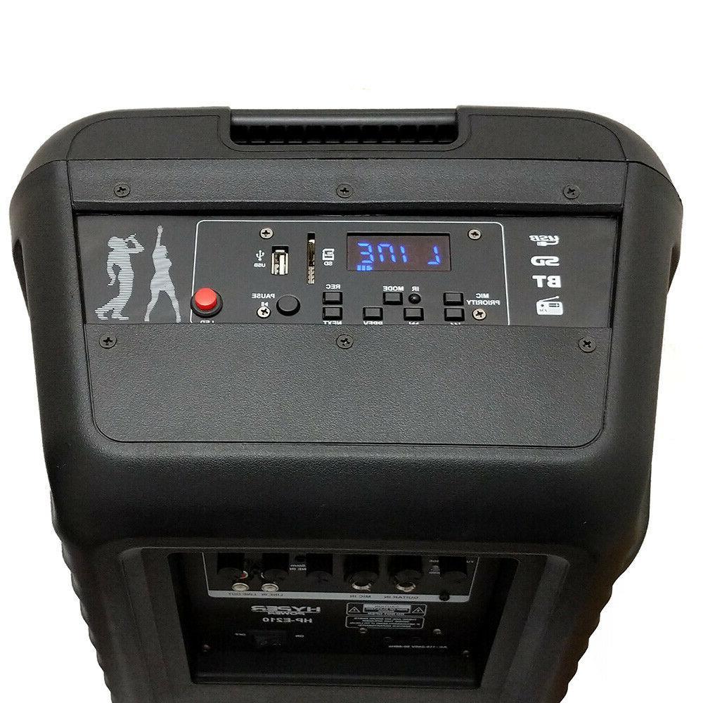 HyperPower Party Speaker SD USB