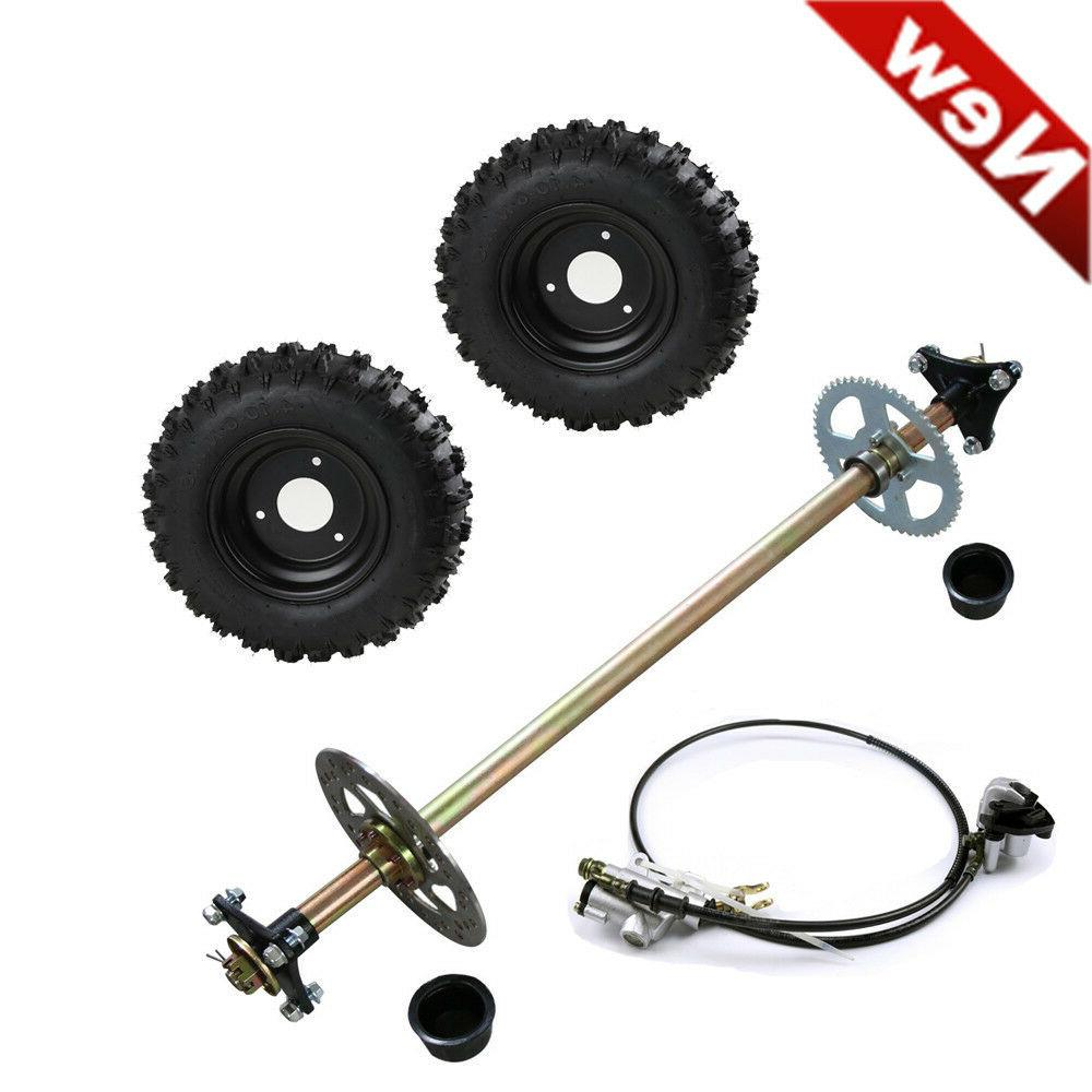 go kart rear axle brake cylinder kit