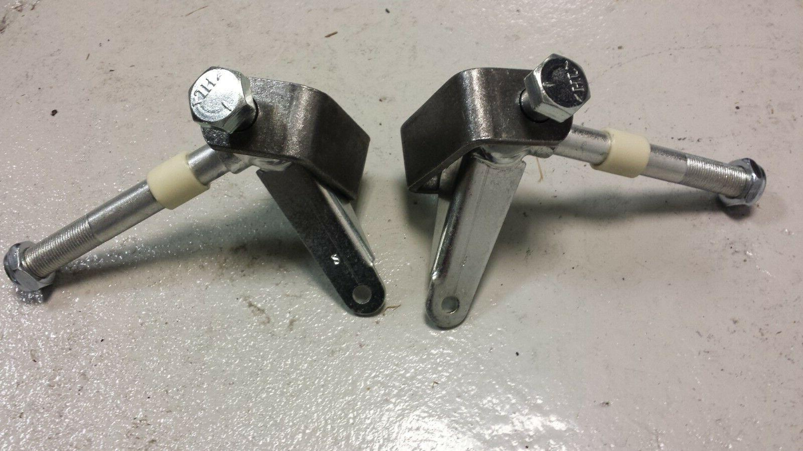 Go Coaster Weld spindle w/hubs