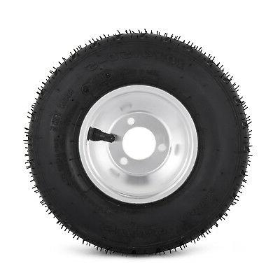 Go Kart Tires of Rear Thrike Buggy