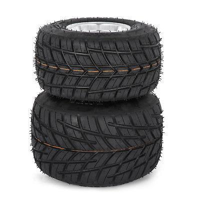 Go Wheels Kart Rain Tires of Rear Thrike