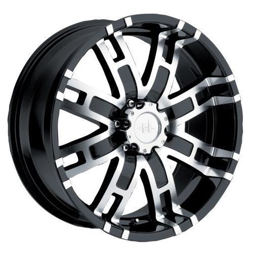 Helo Wheel With