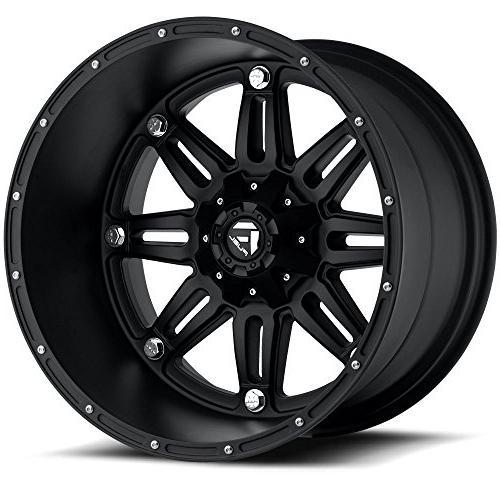 offroad hostage black wheel 18x12 8x170mm 44mm