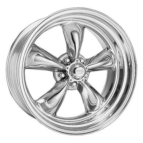 hot rod torq thrust ii vn515 polished