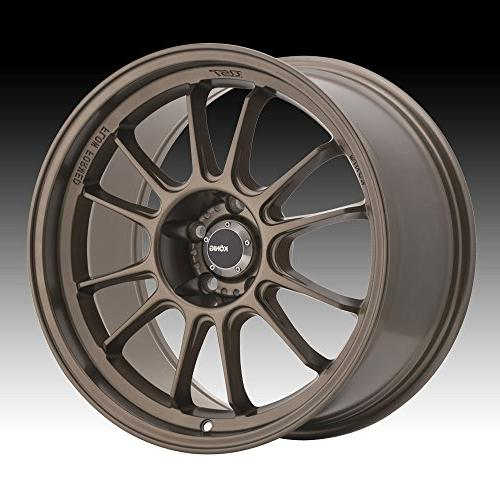 hypergram 17x9 bronze wheel rim 5x100