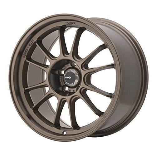 hypergram 17x8 bronze wheel rim 5x4 5