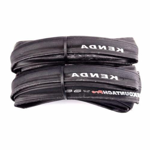 Kenda Kountach 700 x 23c K1092 Road Tire Black//Blue-Red-Green 2 compound