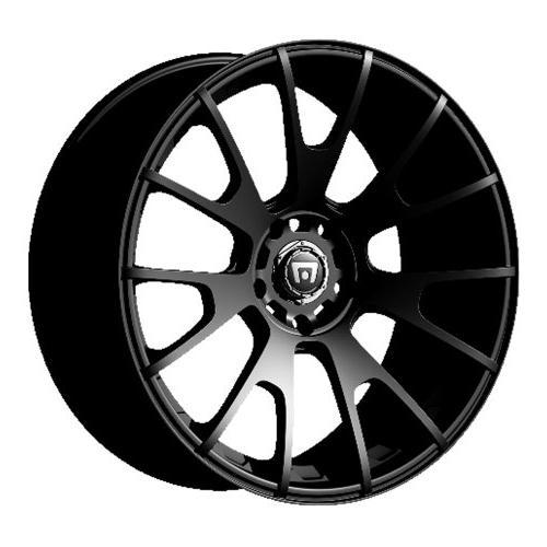 mr118 matte black finish wheel 17x8 5x4