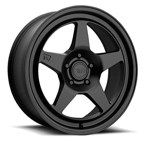 mr137 wheel rim satin black 18x9 5