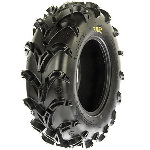 SunF Mud Replacement ATV UTV 6 Tires 28x10-12 Tubeless