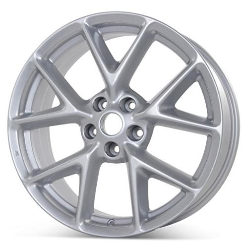 new 19 x 8 alloy replacement wheel