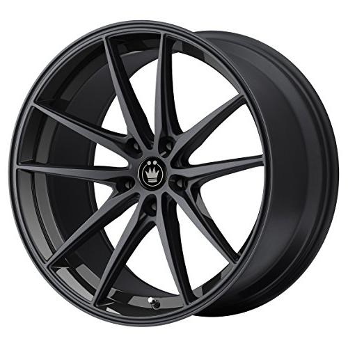 oversteer gloss black wheel with painted finish