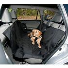 P01 Pet Dog Seat Hammock Cover Car Suv Van Back Rear Protect