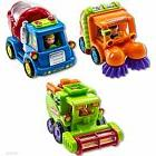 WolVol Play Vehicles  Push And Go Friction Powered Car Toys