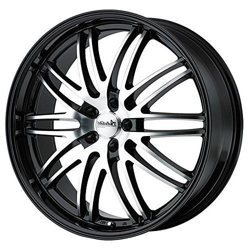 prodigo 20 black wheel rim 5x4 5