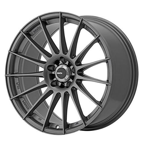 rennform 19x8 5 gray wheel rim 5x120