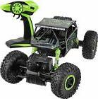 NEW Click N' Play Rock Crawler RC Car Green Vehicle