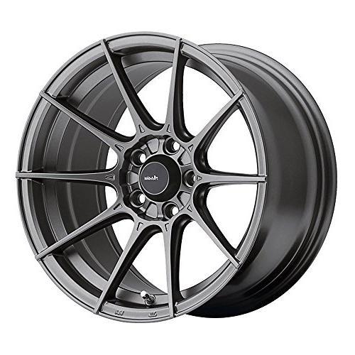 storm s1 15 gray wheel rim 4x100
