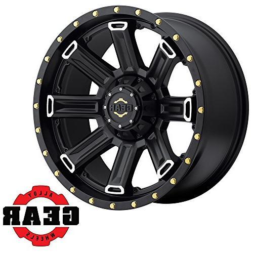 switchback 20 black wheel rim 6x135