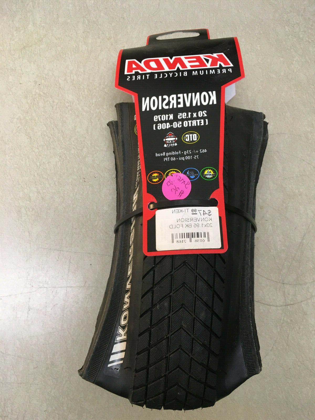 tire konversion black fold