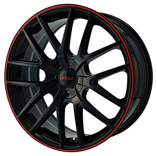 tr60 3260 wheel with black finish