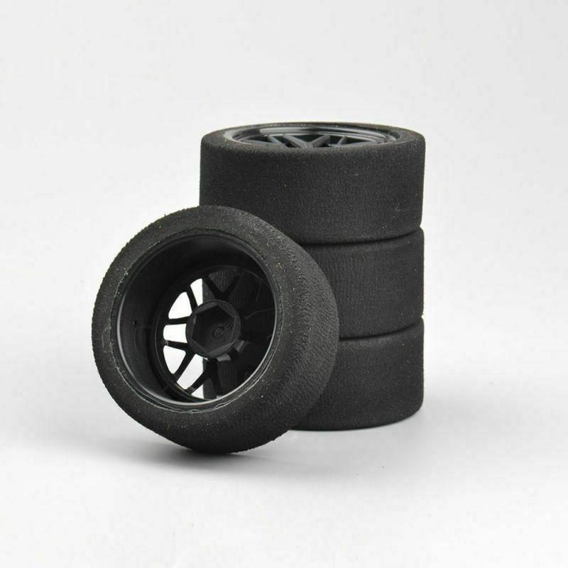 US Tires&Wheels Rims Hex HSP Racing