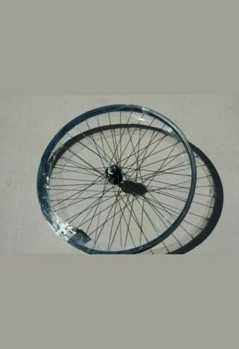WHEEL MASTER 26 x 1.75 Rear Wheel Rim 36H 5 6 7 Speed Black