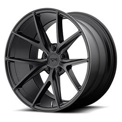 Niche M117 Misano 19x8.5 5x114.3 +45mm Matte Black Wheel Rim