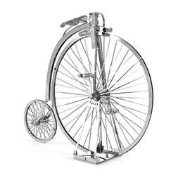 Fascinations Metal Earth Penny Farthing - High Wheel Bicycle