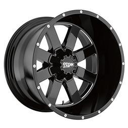 MOTO METAL MO962 GLOSS BLACK MILLED MO962 22x14 8x170.00 GLO