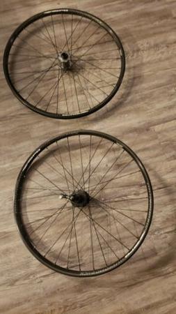 Mountain Bike Rims 26 Diamondback Mission pro front and rear