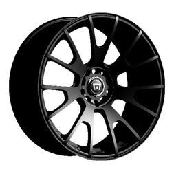 Motegi Racing MR118 Matte Black Finish Wheel