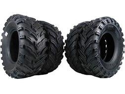 MASSFX MS ATV/UTV Tires 26 x 9-12 Front & 26 x11-12 Rear, Se
