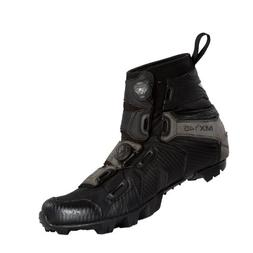 Lake MX 145 Mountain Shoes - BLACK/GRAY, 40