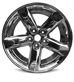 New 20 x 9 Inch 5 Lug Dodge Ram 1500  Silver Aluminum Full S