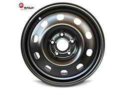 Road Ready Wheels New Replacement Black 17 Inch Steel Wheel
