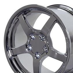 OE Wheels 18 Inch Fits Chevy Camaro Corvette Pontiac Firebir