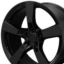 OE Wheels 20 Inch Fits Chevy Camaro SS Style CV11 Gloss Blac