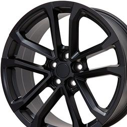 OE Wheels 20 Inch Fits Chevy Camaro 10-2018 ZL1 Style CV19 2