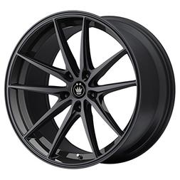 Konig Oversteer Gloss Black Wheel with Painted Finish