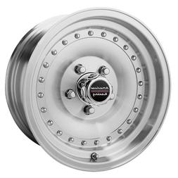 American Racing Outlaw I AR61 Machined Wheel with Clear Coat