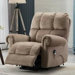 Power Lift Massage Recliner Chair With Heat &Vibration Home