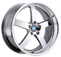 Beyern Rapp Chrome Wheel
